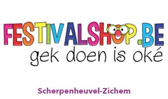 Festivalshop Scherpenheuvel